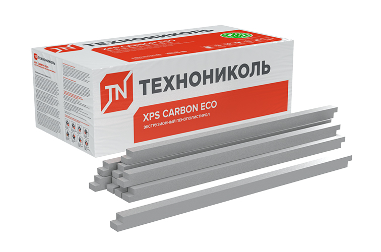 XPS CARBON ECO БРУСОК